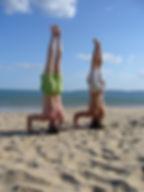 Yoga - Sirsasana