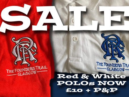 Founders Trail Polo Shirts Christmas Sale!