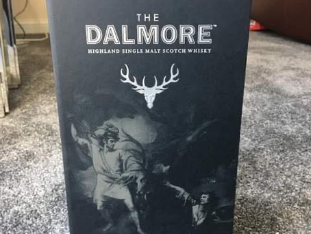 £5 Raffle for a bottle of Dalmore King Alexander Whisky.