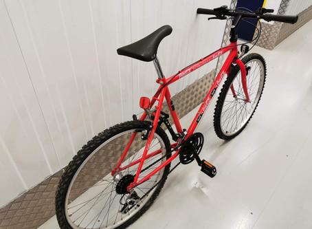 The winner of Richard Gough's bike is Richard Burns who has been notified.
