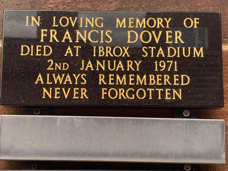 UPDATE. The Restoration of Rangers Graves Project Remembering the 66.