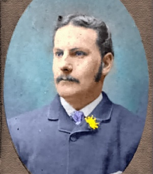 120 Years Ago Today. Founder Peter McNeil.