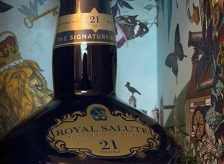 £5 Re-Raffle for a 21 Year Old Bottle of Royal Salute Whisky.