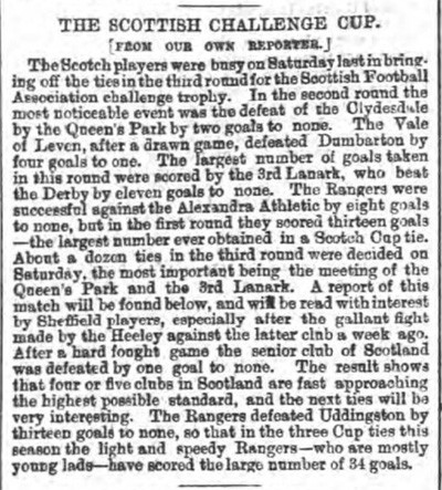 Sheffield Daily Telegraph - Monday 12 November 1877