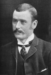 106 Years Ago Today. George Goudie