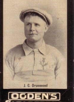 The Restoration of Rangers Graves Project. John 'Jock' Drummond (1870 – 1935).