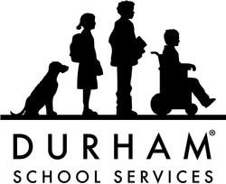 Durham School Services Logo BLK
