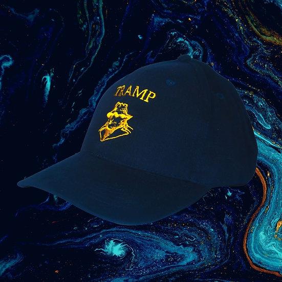 Navy Summer Weight Tramp Cap
