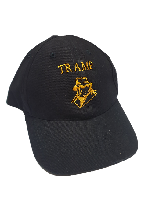 Navy Summer Weight Tramp Cap