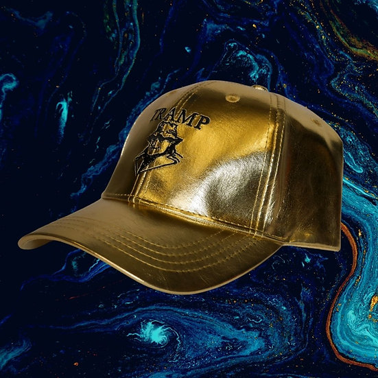 Tramp Cap Gold Edition
