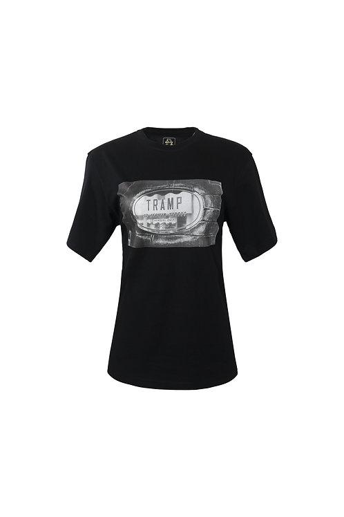 Tramp Brass Sign T-Shirt