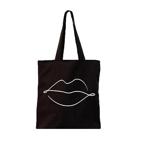 Bag Canvas - Black