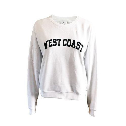 West coast sweater