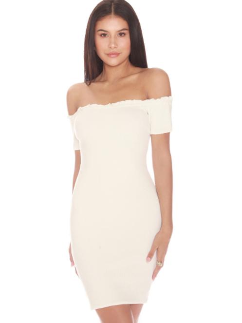 Bardot jurk