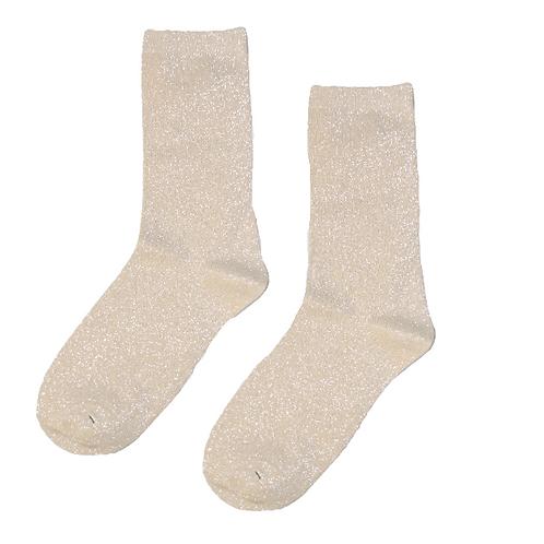 Sokken Pinned by K - light gold