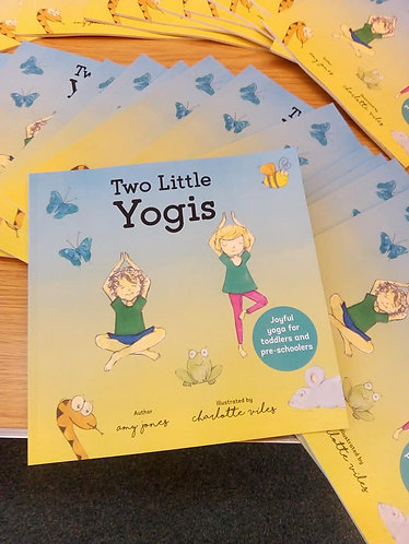 The Book - Two Little Yogis