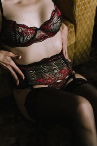 nashville boudoir photography