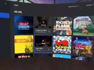 Virtual Reality Gaming hits Peru!