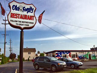 Getting The Old Route 66 Family Restaurant through the Reset