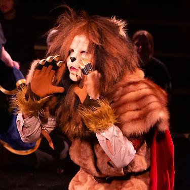 Narnia aslan blow.jpg