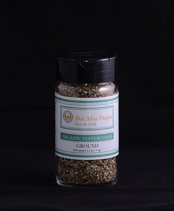 Ground Pepper