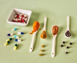 Medicación Ayurvédica