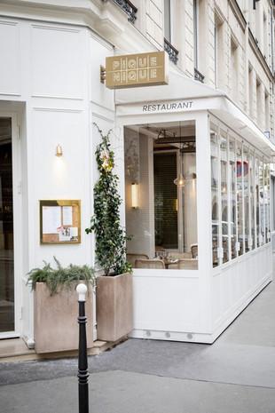 Décor végétal - Restaurant Pique-Nique Agence Marie Deroudilhe