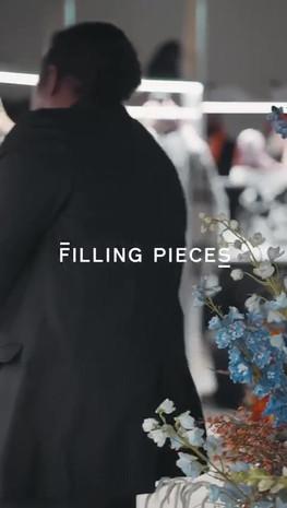 Filling Pieces - DJ - booth fleuri - Fashion week - Paris - Janvier 2020