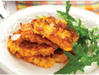Karottenpuffer
