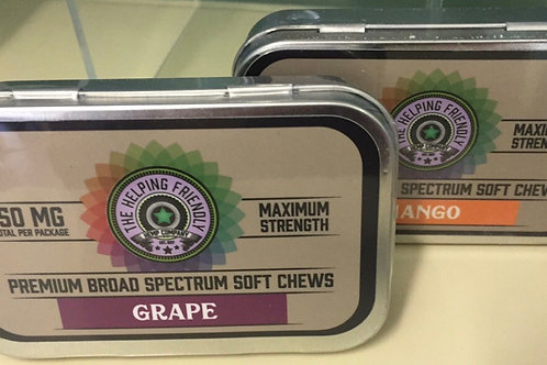 Broad Spectrum Soft Chews
