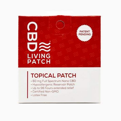 CBDLiving Transdermal Patch