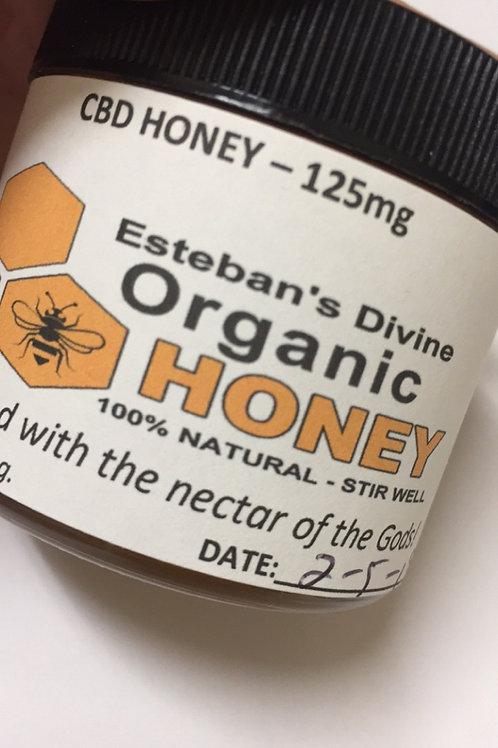 CBD Organic Honey