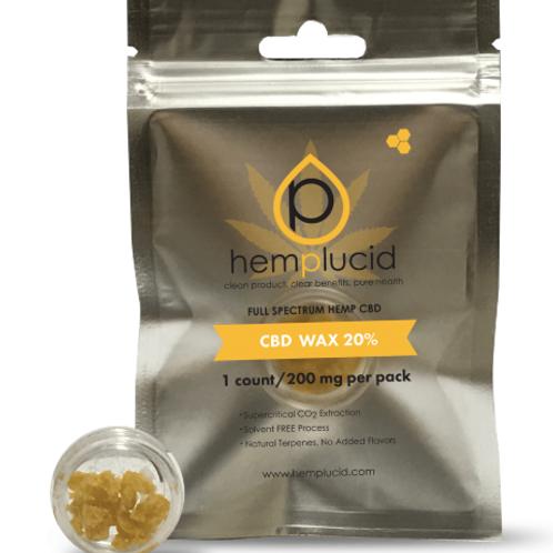 HempLucid CBD Wax