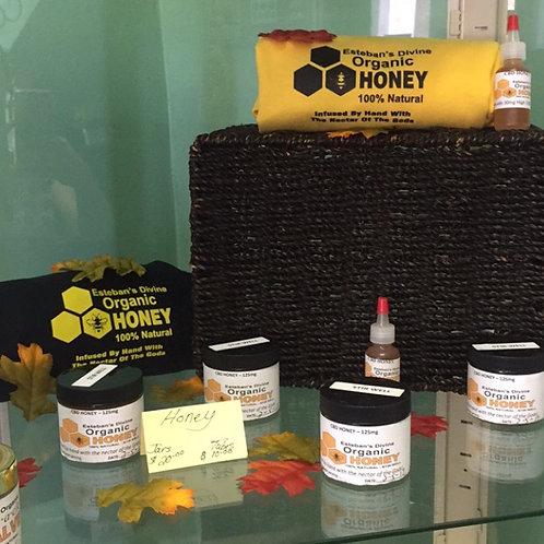 Estebans Divine Organic Honey