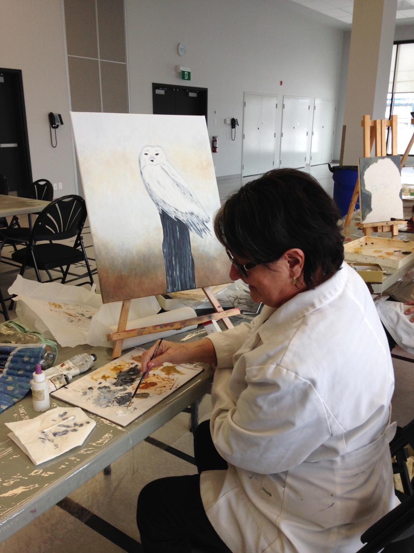 Répit peinture - Entraide pintendre