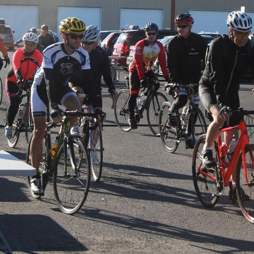 Grand défi Entraide (Vélo et Course à pied)