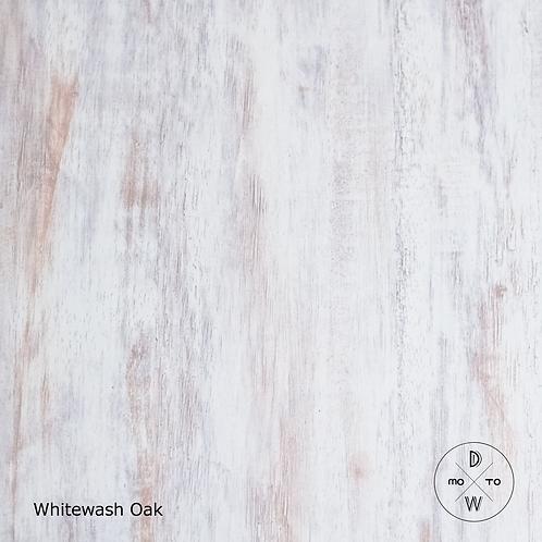 Whitewash Oak