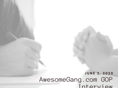 AwesomeGang.com Girl of Puzzles Interview