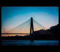 Oakley C. Collins Memorial Bridge - Ironton, OH/Ashland, KY