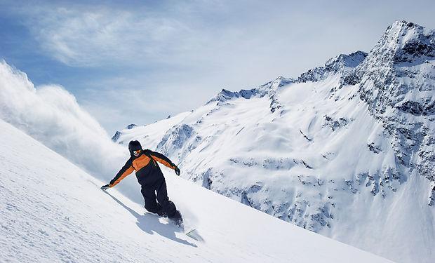 lekce zimních sportů