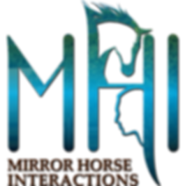 Mirror Horse Interactions Logo