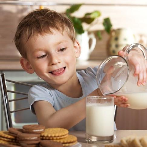 No son lo mismo la alergia a la leche y la intolerancia a la lactosa