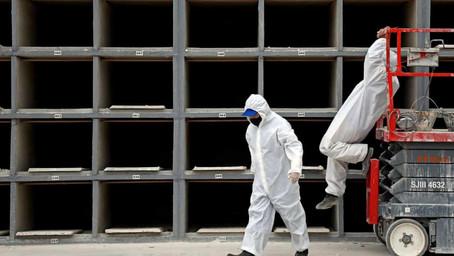 Es poco probable que la crisis del coronavirus termine para fin de año, advierte la OMS.