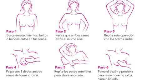 6 mitos sobre los quistes en los senos y el cáncer de mama