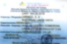Licencia higiene y seguridad del trabajo laboratorio inmaculada