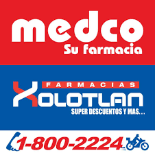 Farmacias MEDCO y Xolotlán