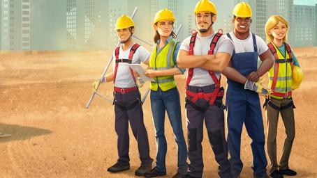 Crean un juego online para reducir la siniestralidad laboral en el montaje y uso de andamios.