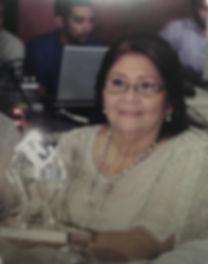 Rina María Códoba de Taboada. Fundadora del Laboratoro Inmaculada