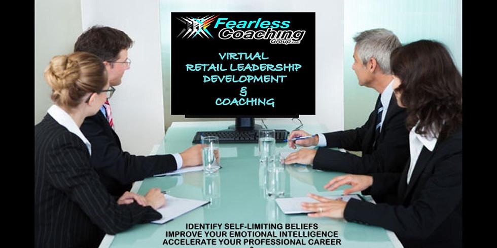 Virtual Retail Leadership Development & Coaching