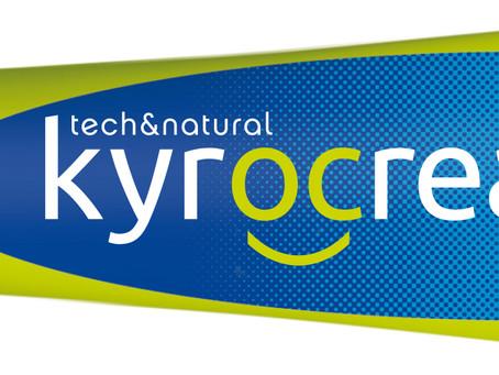 KYROCREAM, NOU PATROCINADOR
